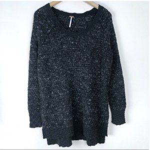 Free People Wool Blend Sweater Size Small